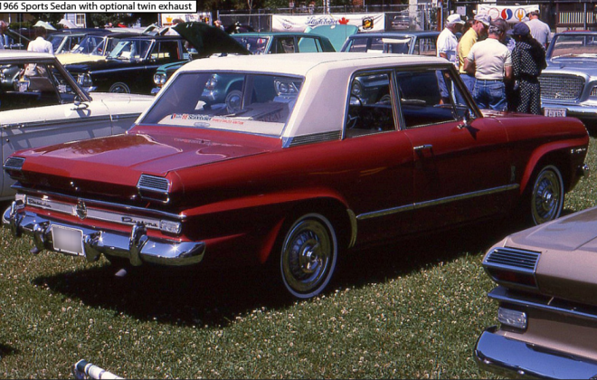 1966 Studebaker with twin exhausts optional.png