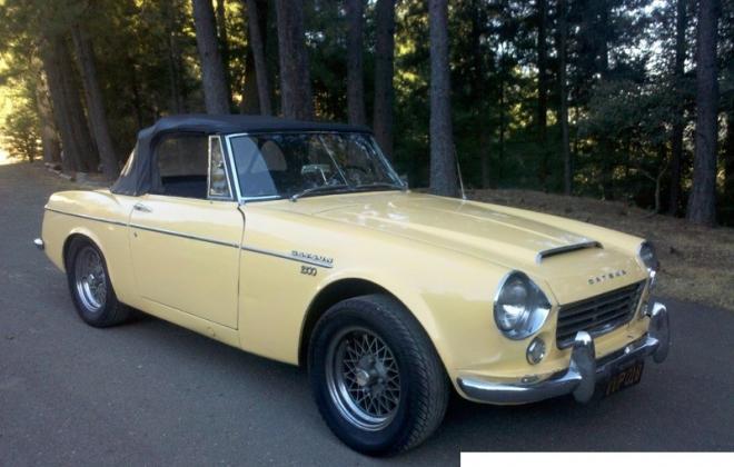 1967 Datsun 2000 yellow.jpg