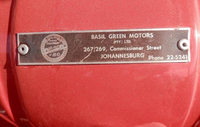 1967 Ford Cortina MK2 GT V6 3000 South African Basil Green (12).jpg