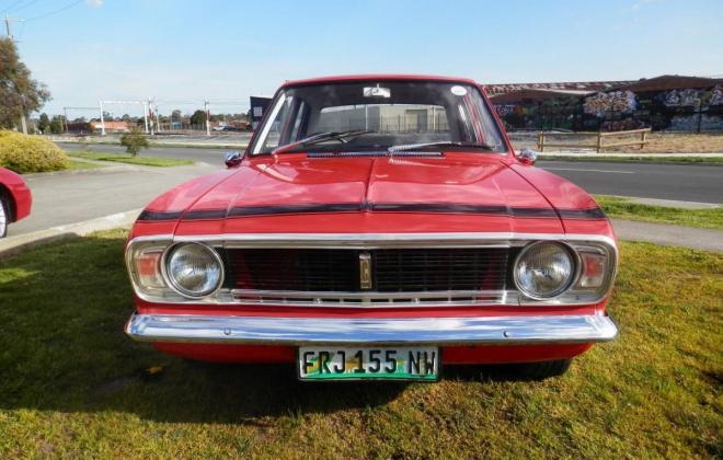 1967 Ford Cortina MK2 GT V6 3000 South African Basil Green (2).jpg