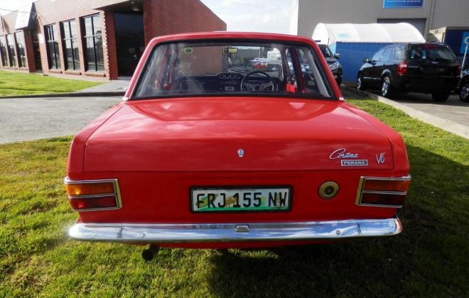 1967 Ford Cortina MK2 GT V6 3000 South African Basil Green (4).jpg