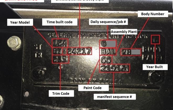1967 Pontiac GTO Data plate decoding.jpg