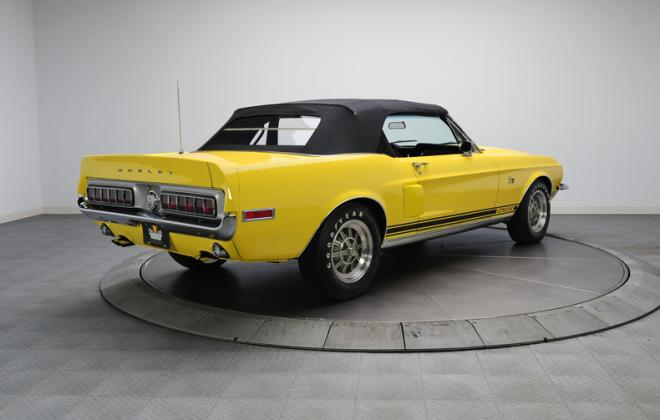 1968 Ford Mustang Shelby GT500KR convertible yellow (2).JPG