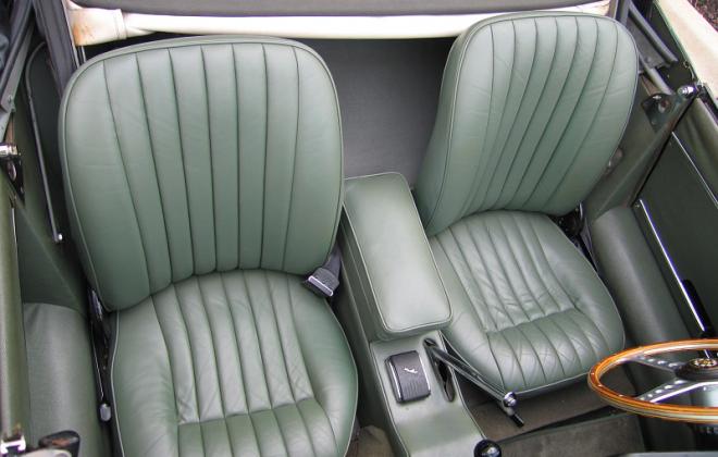 1968 Jaguar E-Type XK-E Series 1.5 Suede Green interior image (2).png