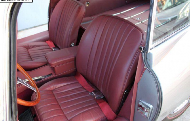 1968 Jaguar XKE E-Type Maroon interior image series 1 (1).png