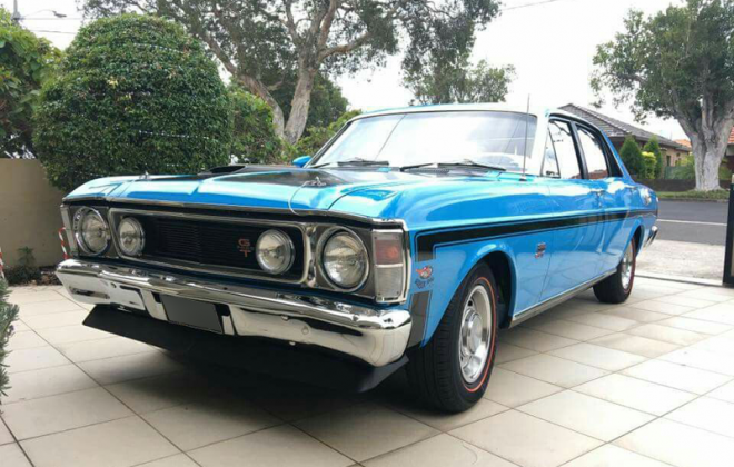 1969 - 1970 Ford Falcon XW GT-HO True Blue paint image.png