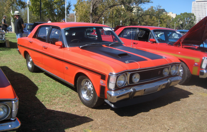 1969 - 1970 Ford Falcon XY GT Brambles Red paint.png