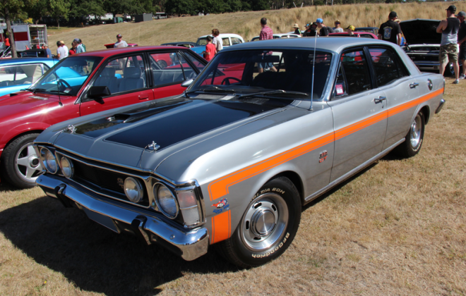 1969 - 1970 XW Ford Falcon GT HO Silver Fox Metallic Paint.png