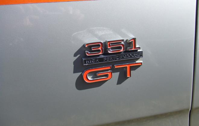 1969 - 1971 Ford falcon GT fender badfe 351 GT.jpg