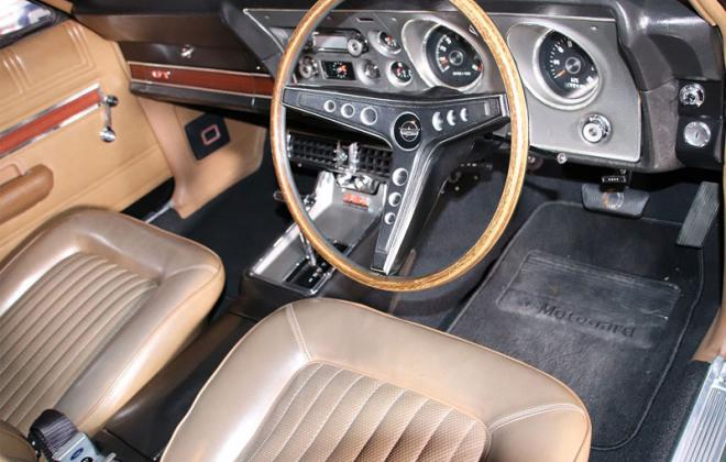 1969 1970 Fordf Falcon GT XW saddle trim dashboard image.jpg