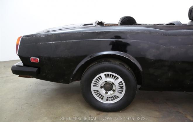1969 Rolls Royce Corniche convertible unrestored black paint images (12).jpg
