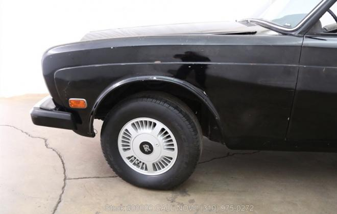 1969 Rolls Royce Corniche convertible unrestored black paint images (13).jpg