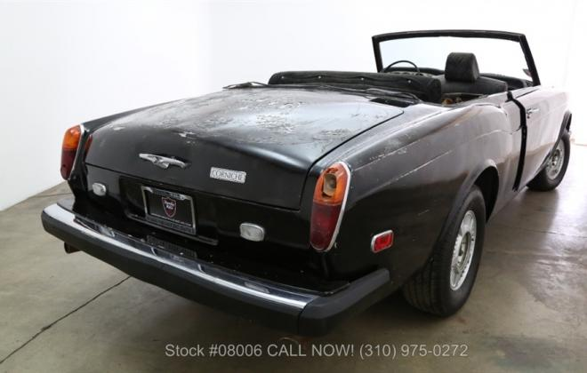 1969 Rolls Royce Corniche convertible unrestored black paint images (5).jpg