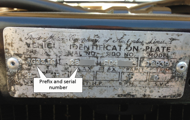 1969 XW Falcon GT data plate prefix and serial number image.png