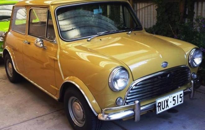 1970 Camino Gold MK2 Australian Cooper S images restored (1).jpg