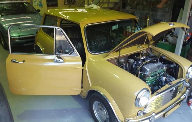 1970 Camino Gold MK2 Australian Cooper S images restored (2).jpg