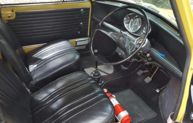 1970 Camino Gold MK2 Australian Cooper S images restored (5).jpg