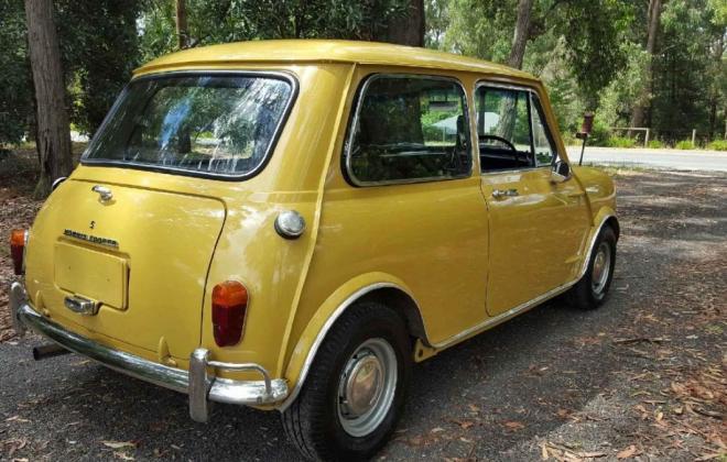 1970 Camino Gold MK2 Australian Cooper S images restored (7).jpg