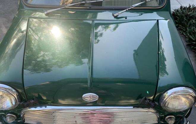 1970 GTO Green MK2 Morris Cooper S Australia images 2021 (5).jpg