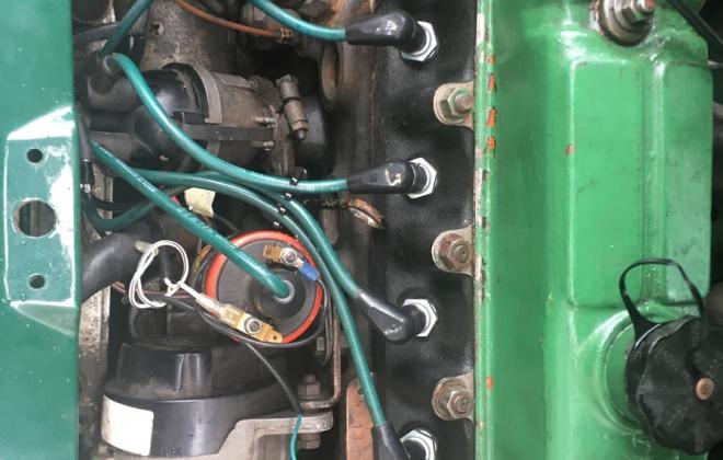 1970 GTO Green MK2 Morris Cooper S Australia images 2021 (9).jpg