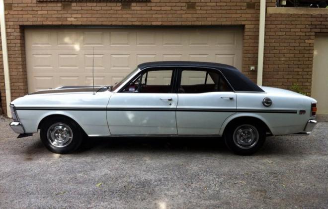 1970 XW Fairmont GT White South Africa.jpg