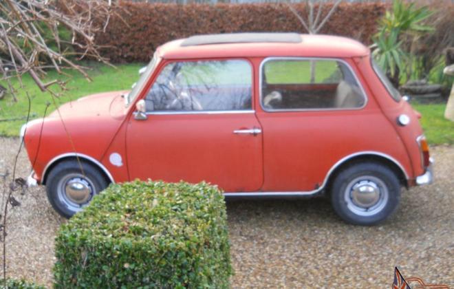 1971 Mini Cooper S MK3 flame red images original 2018 (7).jpg