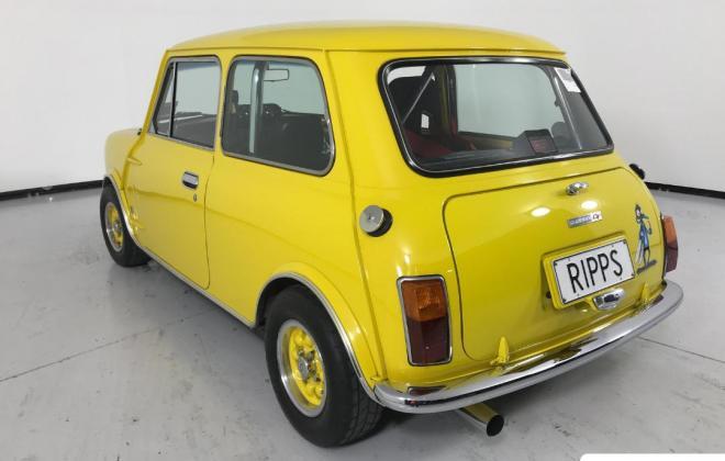 1972 Australian Clubman GT in NZ modified Yellow (10).jpg