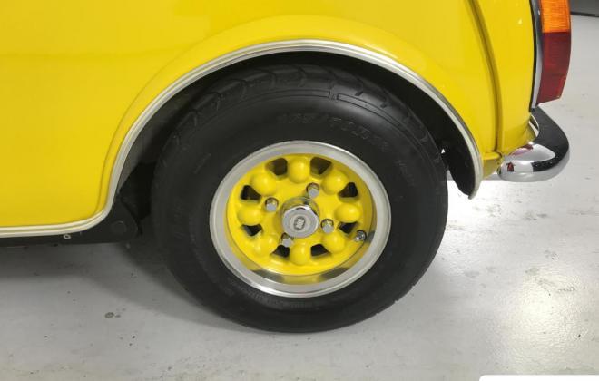 1972 Australian Clubman GT in NZ modified Yellow (12).jpg