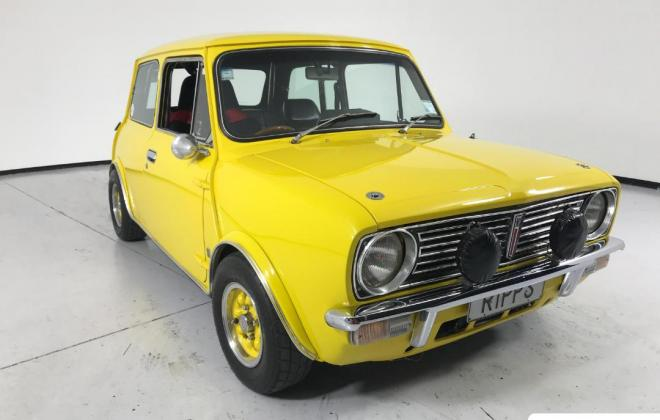 1972 Australian Clubman GT in NZ modified Yellow (3).jpg