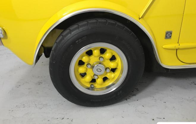 1972 Australian Clubman GT in NZ modified Yellow (5).jpg