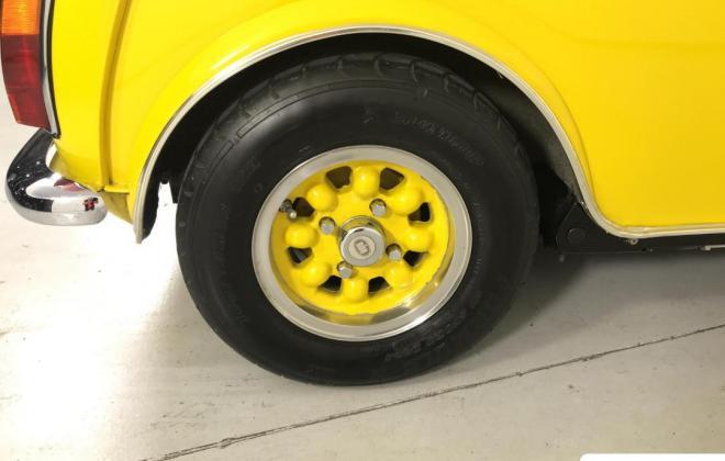 1972 Australian Clubman GT in NZ modified Yellow (8).jpg