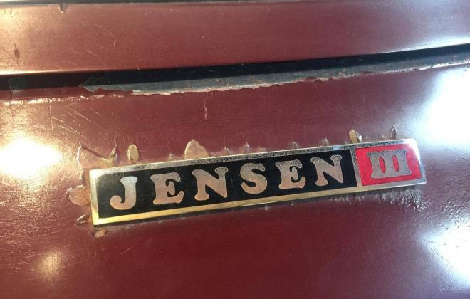 1972 MK3 Jensen Interceptor coupe in Regal Red unrestored images (14).jpg