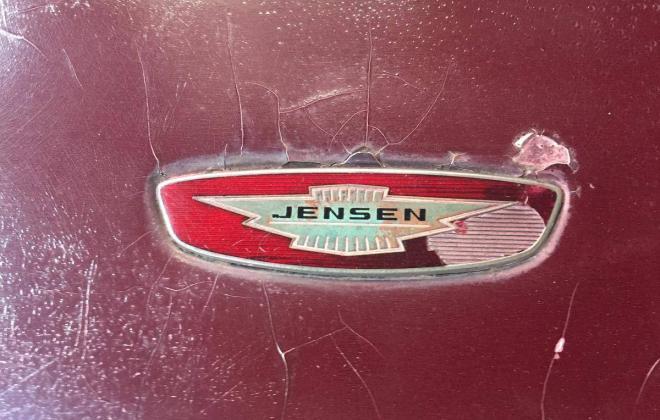 1972 MK3 Jensen Interceptor coupe in Regal Red unrestored images (15).jpg