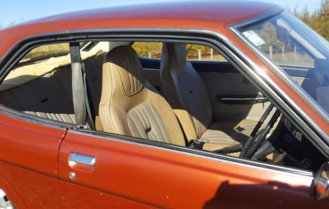 1972 Mitsubishi Galant NZ hardtop coupe brown classic (10).jpg