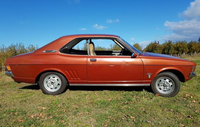1972 Mitsubishi Galant NZ hardtop coupe brown classic (3).jpg