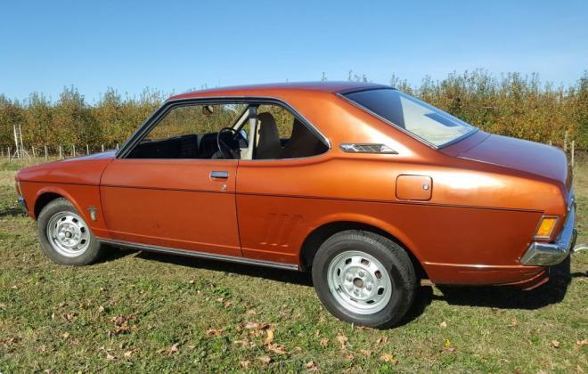 1972 Mitsubishi Galant NZ hardtop coupe brown classic (4).jpg