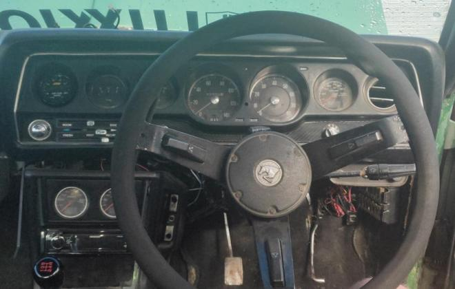 1973 Galant GTO hardtop coupe custom green (5).jpg