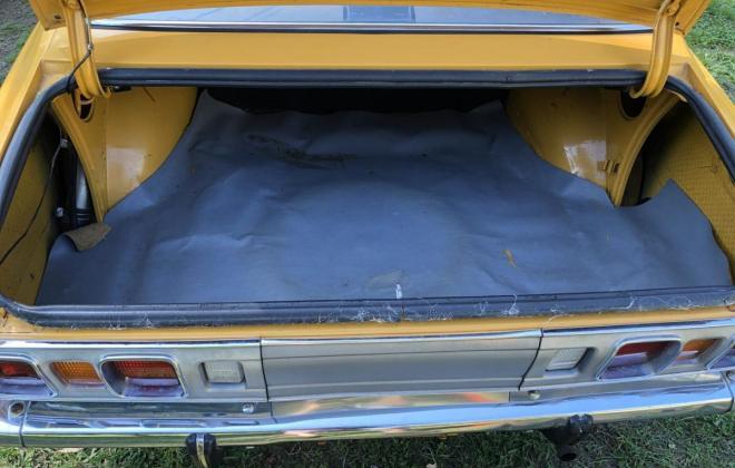 1973 Mitsubishi Galant Coupe yellow NZ (11).jpg