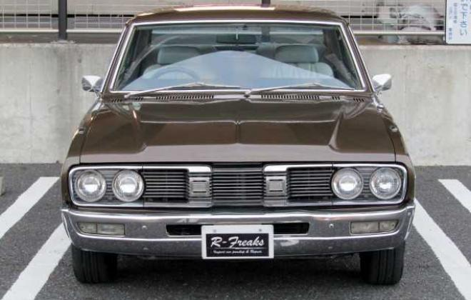 1973 Nissan Gloria 230 Series 2 door hardtop coupe images Japan 260C (3).jpg