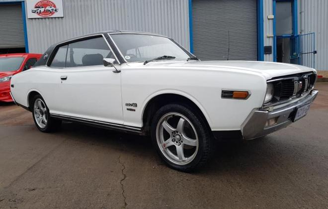1974 230 series Datsun 260C coupe hardtop white images South africa UK import (1).jpg