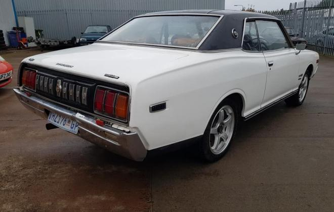 1974 230 series Datsun 260C coupe hardtop white images South africa UK import (14).jpg