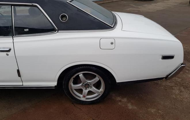 1974 230 series Datsun 260C coupe hardtop white images South africa UK import (17).jpg