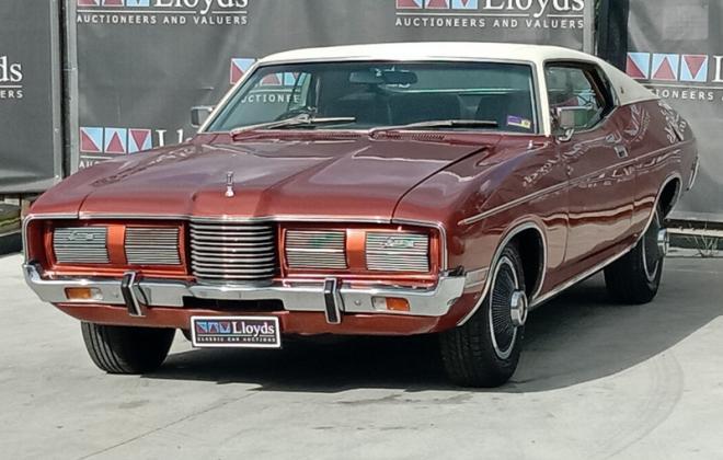 1974 Ford Landau Coupe copper bronze unrestored original Australian coupe images (1).jpg
