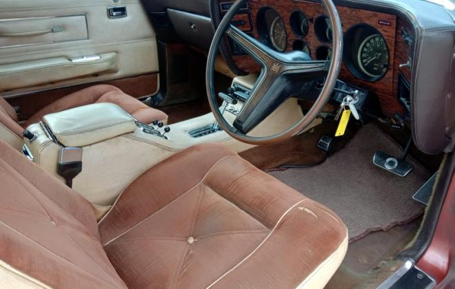1974 Ford Landau Coupe copper bronze unrestored original Australian coupe images (30).jpg