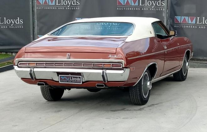 1974 Ford Landau Coupe copper bronze unrestored original Australian coupe images (5).jpg