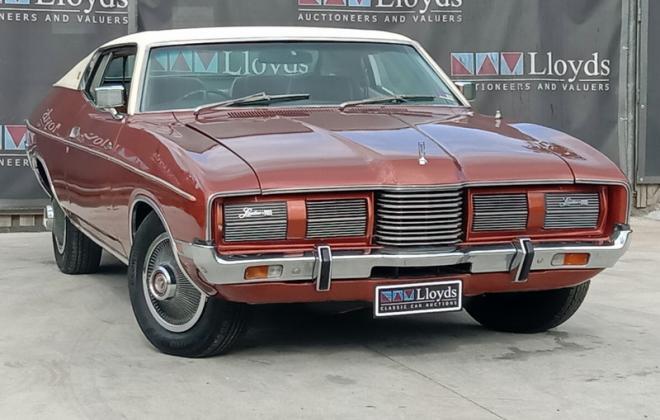 1974 Ford Landau Coupe copper bronze unrestored original Australian coupe images (9).jpg