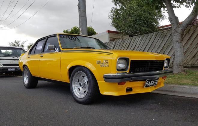 1974 LH Torana SLR5000 Chrome Yellow images (8).jpg
