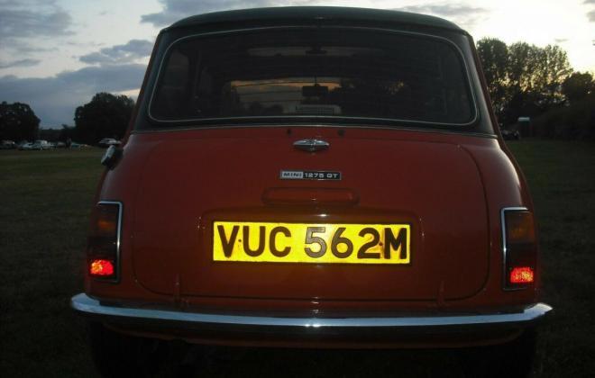 1974 Mini 1275 GT ornge UK early 10 inch wheels (2).jpg