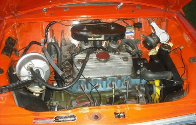 1974 Mini 1275 GT ornge UK early 10 inch wheels (5).jpg