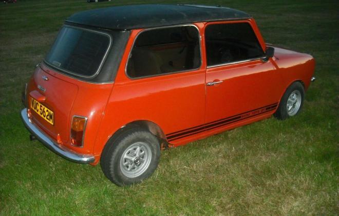 1974 Mini 1275 GT ornge UK early 10 inch wheels (7).jpg